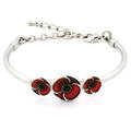 Remember Always Poppy Bracelet