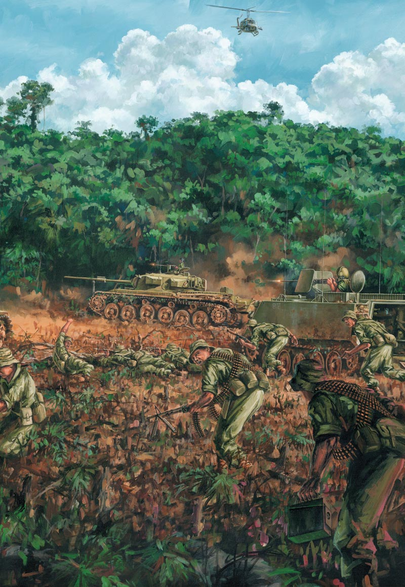 1st Battalion, Royal Australian Regiment